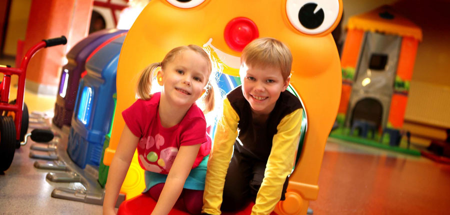 Levi Hotel Spa (Levitunturi) children's playhouse.jpg